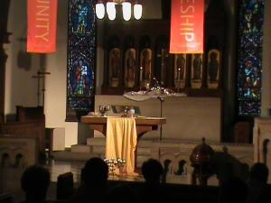 Opening Worship Sept 4